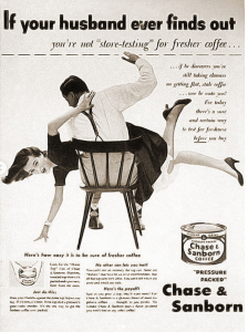 original sexist add